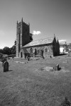 Fig. 1. St Michael's Church, Doddiscombsleigh, Devon. ©RR06.