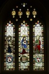 Fig. 4. Window nV at Doddiscombsleigh, Devon. © C. B. Newham.
