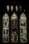 Fig. 7. Window nII at Doddiscombsleigh, Devon. © C. B. Newham.
