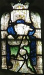 Fig. 3. St Helen, tracery of Salle parish church, Norfolk.