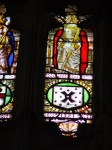 Fig. 4. St Helen, tracery of St Weonard's parish church, Worcestershire.