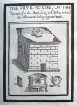 Fig. 7. Walter Gedde, 'The True Forme of the Furnace, for the Anneiling in Glafse, withal the Instruments belonging thereunto' (see further the note below).