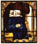 Fig. 1. Sarah and Tobit in bed on their wedding night, Cologne, c.1520.