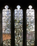 Fig. 14. The 'Tree of Life' by Rachel Thomas, at New College, Oxford.