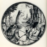 Fig. 3. The Agony in the Garden, Netherlandish, c.1500–1510.