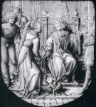 Fig. 4. The Son of Zaleucus accused of adultery, c.1530