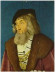 Fig. 6. Portrait of unknown man by Baldung Grien, dated 1514. National Gallery