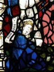 Fig. 3. York Minster, I 2j, inserted head for figure of St John