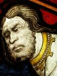 Fig. 4. John Thornton's head of St John in panel 2j