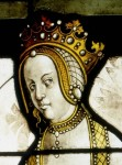 Fig. 3. Joanna of Castille, wife of Maximilian's son, Philip the Fair, late fifteenth century