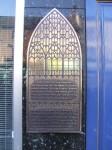 The John Thornton memorial.