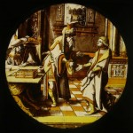 Fig. 10. The Prodigal Son receiving his portion