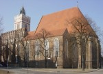 The Marienkirche.