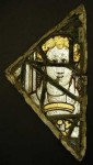 Fig. 6. Angel from tracery light before current conservation. © Febr