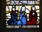 Fig. 1. Donors in the 'Pricke of Conscience' window. © Roger Rosewell