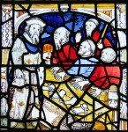 Fig. 2. Visiting Prisoners, one of the Seven Corporal Acts of Mercy. © Roger Rosewell