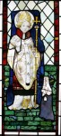 Fig. 8. Glass at Trinity College