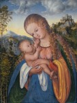 Fig. 4. Madonna and Child, Lucas Cranach the Elder