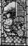 Fig. 7. Glass in St Anne's Church, Eisleben. Brandenburgisches Landesamt für Denkmalpflege, Wünsdorf