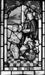 Fig. 8. Glass in St Anne's Church, Eisleben. Brandenburgisches Landesamt für Denkmalpflege, Wünsdorf.