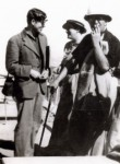 Fig. 2. The young Birkin with Erich Mendlesohn, c.1934