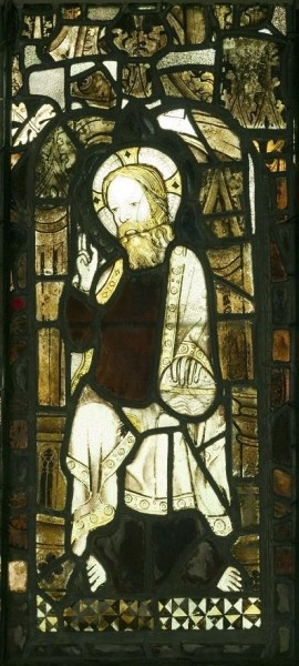 The Lace Merchant and the Knight: A Late Fourteenth-century Figure of Christ Enthroned