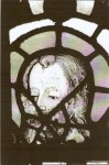 Fig. 2. Winchester Cathedral, west window: an Apostle. © Caroe & Partners