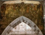 Fig. 2. Wall-painting of the Last Judgement, Holy Trinity church, Coventry