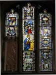 Fig. 2. The window today. © Nick Teed, reproduced by kind permission of the York Glaziers' Trust