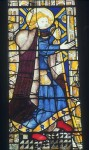 Fig. 4. Browne's Hospital, chapel, south window: St James.