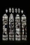 Fig. 3. St Mary's church, Fairford: window nVI © c b newham