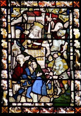 The Massacre of the Innocents, I 2g, St Peter Mancroft, Norwich