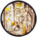 The killing of Mepibosheth. Netherlands, c.1525