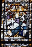 Fig. 2. St Peter Mancroft, Norwich: the Virgin and Child at the Adoration of the Magi