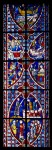 Fig. 2. Composite stained-glass window with scenes from the Passion of Saint Vincent, 1244–47. The Walters Art Museum (46.65),