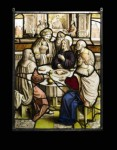 Christ in the house of Simon the leper. ©Sotheby's and reproduced with their permission