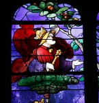 Fig. 3. Beauvais, Saint-Etienne: the conserved panel from the left-hand light of the Tree of Jesse Window