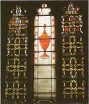 York, St Martin-cum-Gregory, Micklegate: memorial to William Peckitt by his widow, eighteenth century