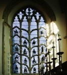 Fig. 2. Dorchester Abbey (Oxon). Tree of Jesse Window