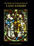 Fig. 1. The Medieval Stained Glass of Lancashire (with a Jesse Tree panel from Cartmel Priory church)