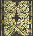 Fig. 13. French, Rouen, Grisaille panel, 1260 – 1270. The Metropolitan Museum of Art, The Cloisters Collection, 1969. Image © The Metropolitan Museum of Art