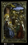 Fig. 6. Circle of the Strassburger Werkstattgemeinschaft, 'Adoration of the Magi', German (Munich) 1507. The Metropolitan Museum of Art, Ruth and Victoria Blumka Memorial Fund and The Cloisters Collection, 1996 © The Metropolitan Museum of Art