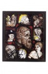 Fig. 2. Lot. 383. Composite panel incorporating portrait heads © Christies Images Ltd 2009.