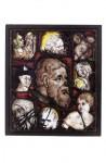 Fig. 2. Lot. 383. Composite panel incorporating portrait heads © Christies Images Ltd 2009.