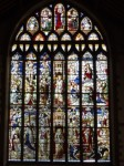 Fig. 1. The East window, Hingham church, Norfolk © J. Allen