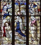 Fig. 6, The Deposition, Hingham church, Norfolk © J. Allen