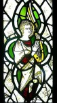 Fig.1. Angel playing a harp. England, 1330–40. The Corning Museum of Glass. © YF Pictures.