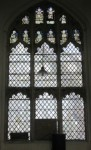 Fig. 2. Tracery lights, window nVI. © Mike Dixon.