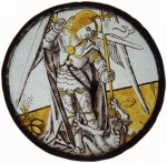 Fig. 1. German, St Michael, c.1500.