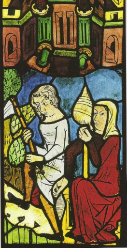 The labours of Adam and Eve (nII).